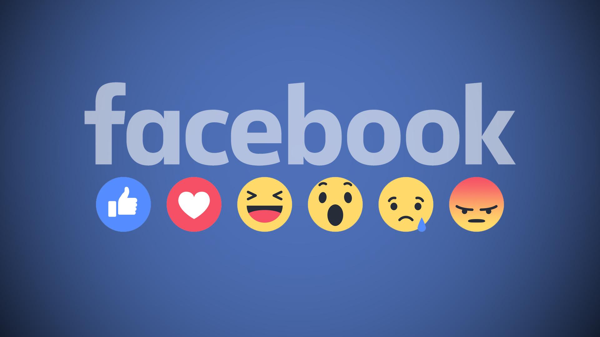 Стальной facebook от readmetal