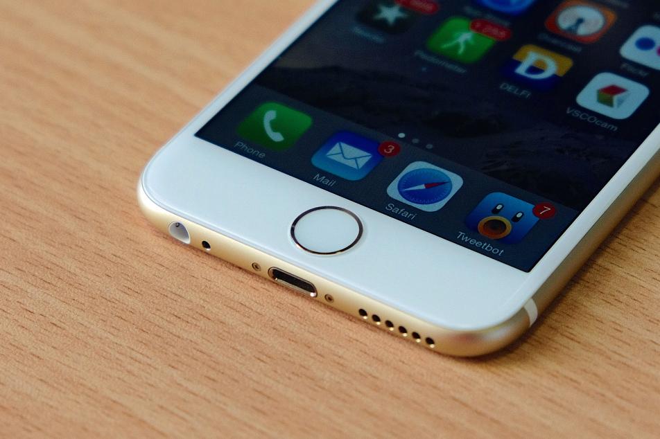 IPhone 8 может получить сканер лица вместо TouchID