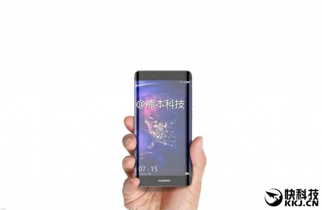 Размещены фото нового телефона Huawei P10 Plus