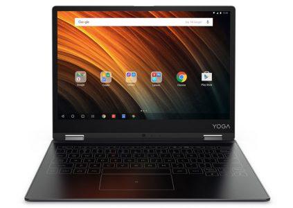 Lenovo анонсировала гибридный планшет Yoga A12 с сенсорной клавиатурой и ОС Android по цене от $299