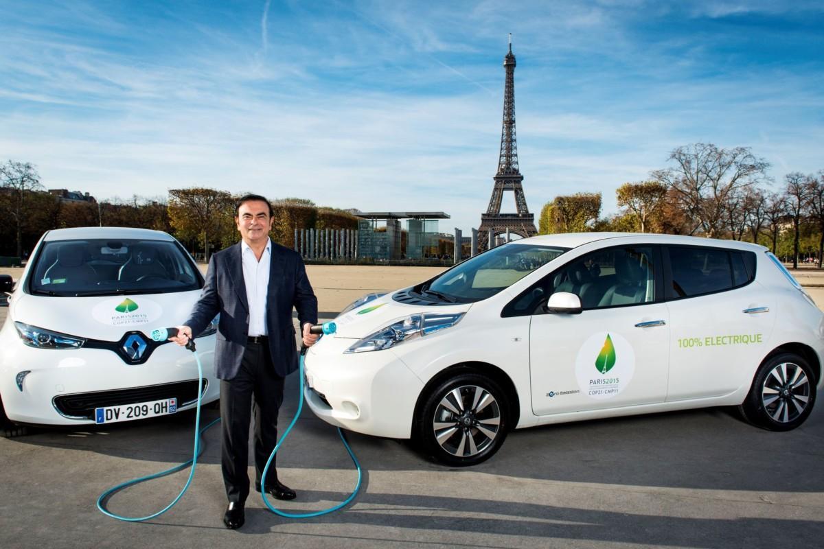 Продажи электромобилей в государствах Европы достигли максимума