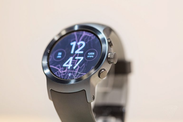 LG выпустила умные часы Wear Style и Wear Sport на базе Android Wear ... f22538173aa8a
