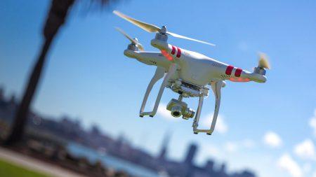 За неосторожное управление дроном американец получил 30 дней тюрьмы