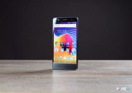 Geotel Note: обзор доступного смартфона