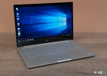 Xiaomi Mi Notebook Air 13.3: универсальный компактный ноутбук