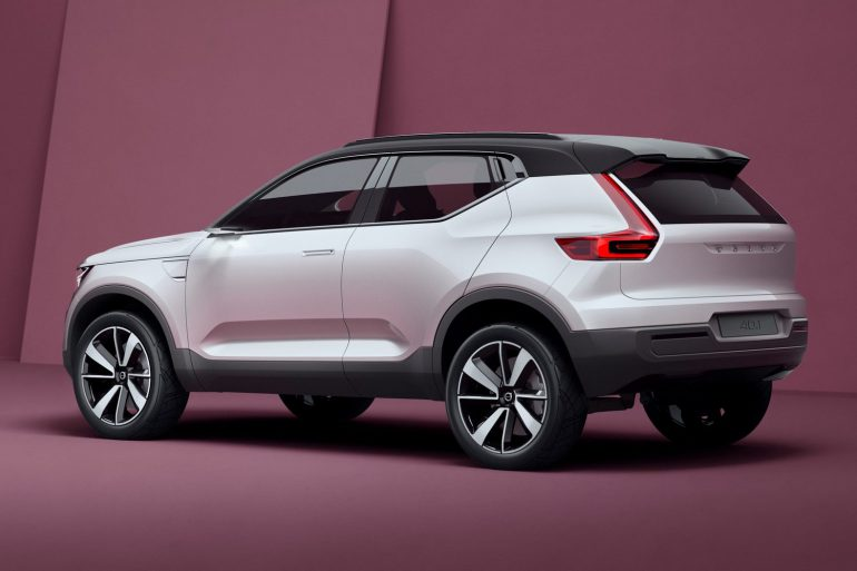 Первый электромобиль Volvo выйдет на рынок в 2019 году с запасом хода 400 км и ценником в диапазоне $35-$40 тыс.