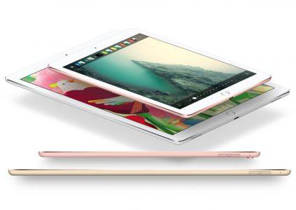 """Утечка: Apple собирается представить новые планшеты iPad уже на следующей неделе (с 20 по 24 марта), причем """"по-тихому"""" – без проведения презентации"""
