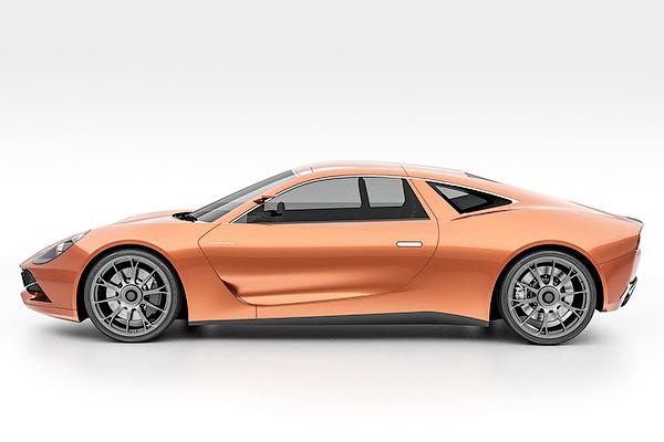 Немецкая компания Artega представила трехместный электрический суперкар Scalo Superelletra с мощностью 1000 л.с., запасом хода 500 км и ценой $1,6 млн