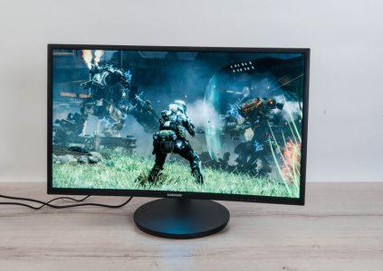 Обзор игрового монитора Samsung C27FG70FQI