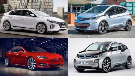 В США составили рейтинг электромобилей по запасу хода, в первой десятке — семь Tesla Model S/X