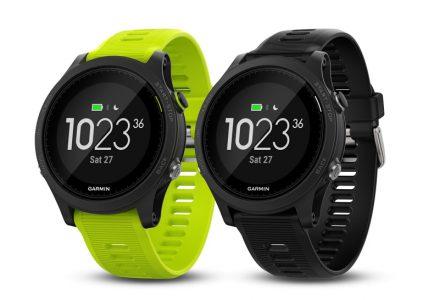 Garmin выпустила умные часы Forerunner 935 для людей, активно занимающихся спортом