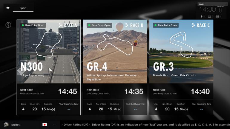 Закрытый бета-тест автосимулятора Gran Turismo Sport стартует 17 марта 2017 года в США и через несколько недель в Европе