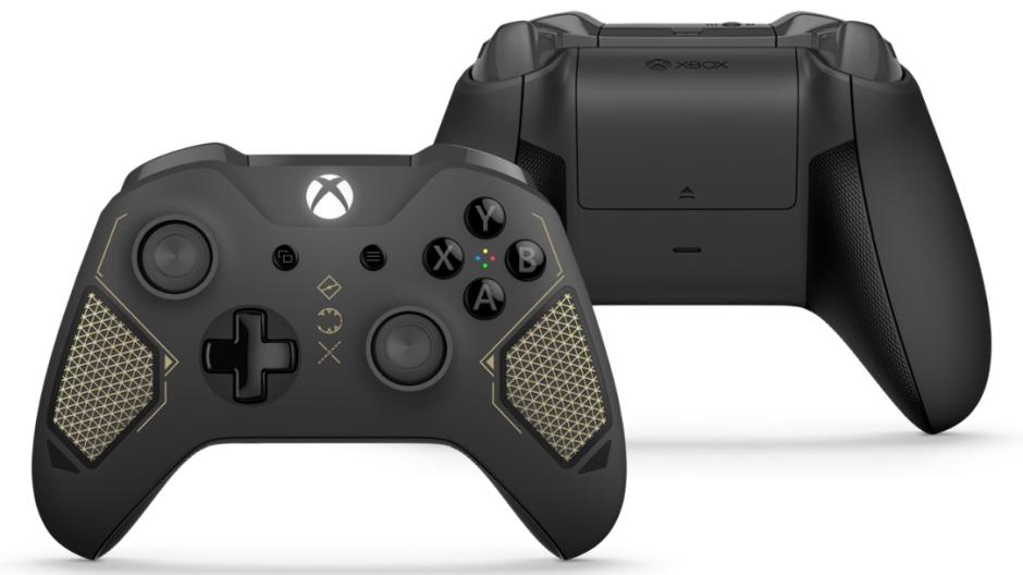 Microsoft выпустила новый геймпад отXbox One