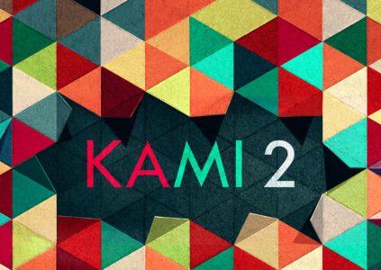 KAMI 2: бумажные паззлы