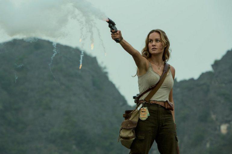 Российская Федерация заняла 3-е место вмире посборам фильма «Конг: Остров черепа»