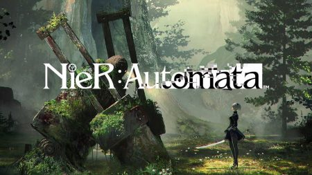 Nier: Automata — меланхолия и постапокалипсис