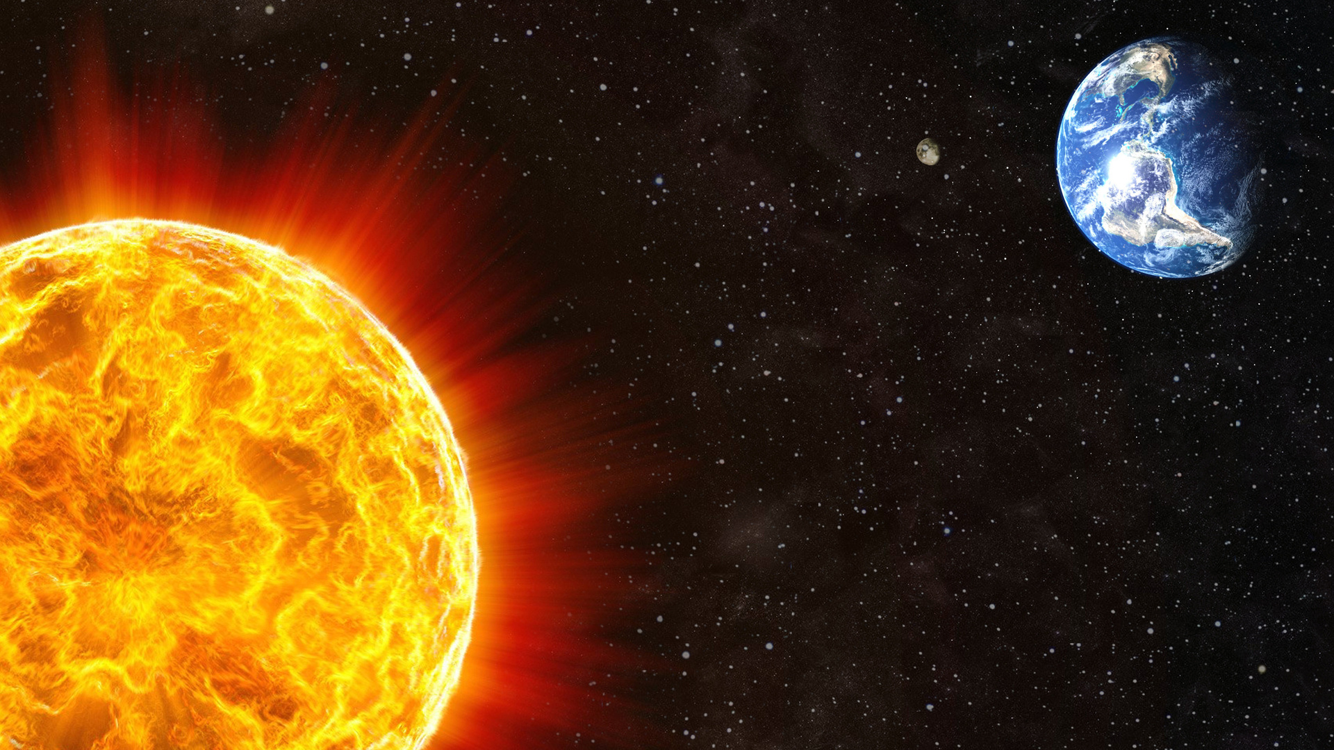 НАСА показало, как образуются петли наСолнце