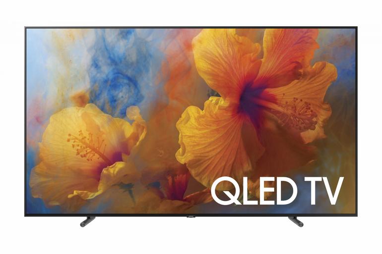 Самсунг  представляет новые линейки телевизоров QLED иThe Frame