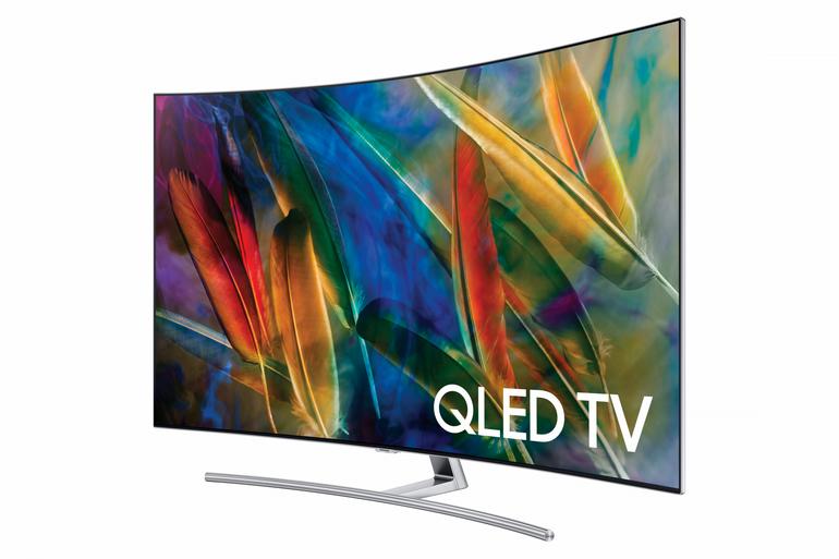 Новый телевизор Самсунг просто спутать скартиной