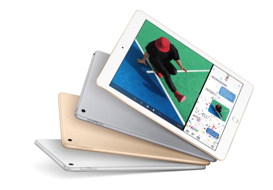 Apple заменила iPad Air 2 неменее скромной моделью