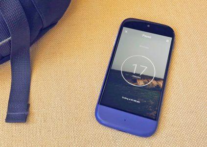 Siempo создала смартфон, за которым вы не захотите «залипать» подолгу