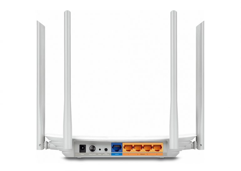 В Украине стартовали продажи двухдиапазонного роутера TP-Link Archer C25 стандарта 802.11ac по цене 1099 грн