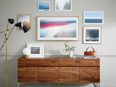 Samsung Frame TV — картина и телевизор в одном продукте