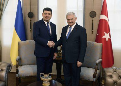 Украина и Турция подписали соглашение о безвизовых поездках по внутренним ID-паспортам (сроком на 90 дней в течение полугода)