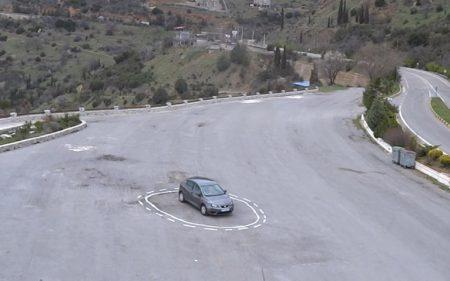 При помощи специфической разметки самоуправляемый автомобиль можно заманить в ловушку и обездвижить