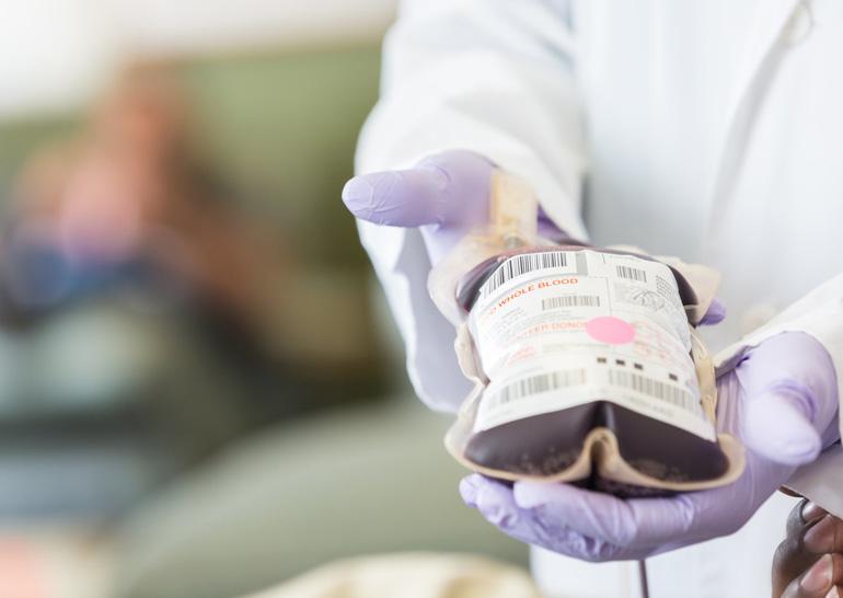 Ученые изобрели способ массового производства крови