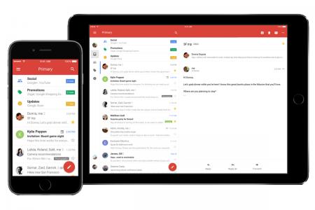 В Gmail будет поддержка дополнений от сторонних разработчиков