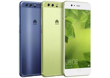 В Украине старт продаж смартфонов Huawei P10 и P10 Plus намечен на начало апреля
