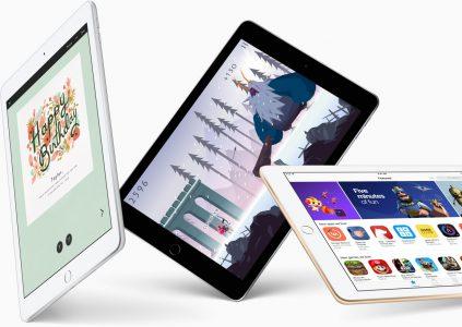 IHS Technology: Apple запустила в производство ограниченную партию новых 10,5-дюймовых iPad Pro в преддверии апрельского анонса