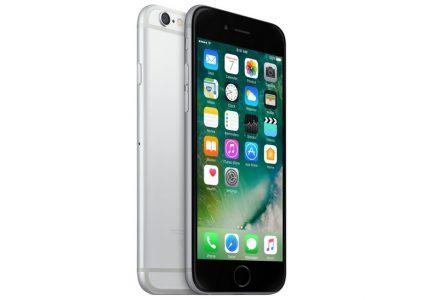 В Украине начались продажи новой версии iPhone 6 с 32 ГБ флэш-памяти по цене 13 499 грн