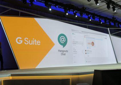 Google разделила мессенджер Hangouts на приложения Chat и Meet, ориентированные на корпоративный сегмент