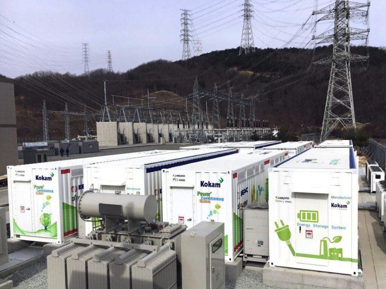 """""""Маск - в очередь"""": Корейская компания Кokam обсудила с Минэнергоугля и Госэнергоэффективности вопросы строительства резервных хранилищ энергии в Украине"""