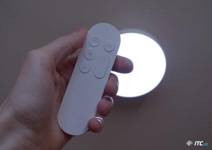 Обзор потолочной лампы Yeelight LED Ceiling Light: простые вещи становятся умнее