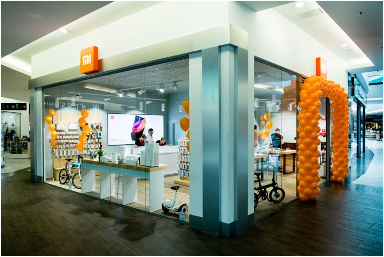 В Киеве открылся первый в Украине фирменный магазин Xiaomi fb65da200a4f0