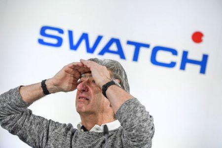 Swatch планирует выпустить свою собственную ОС для умных часов