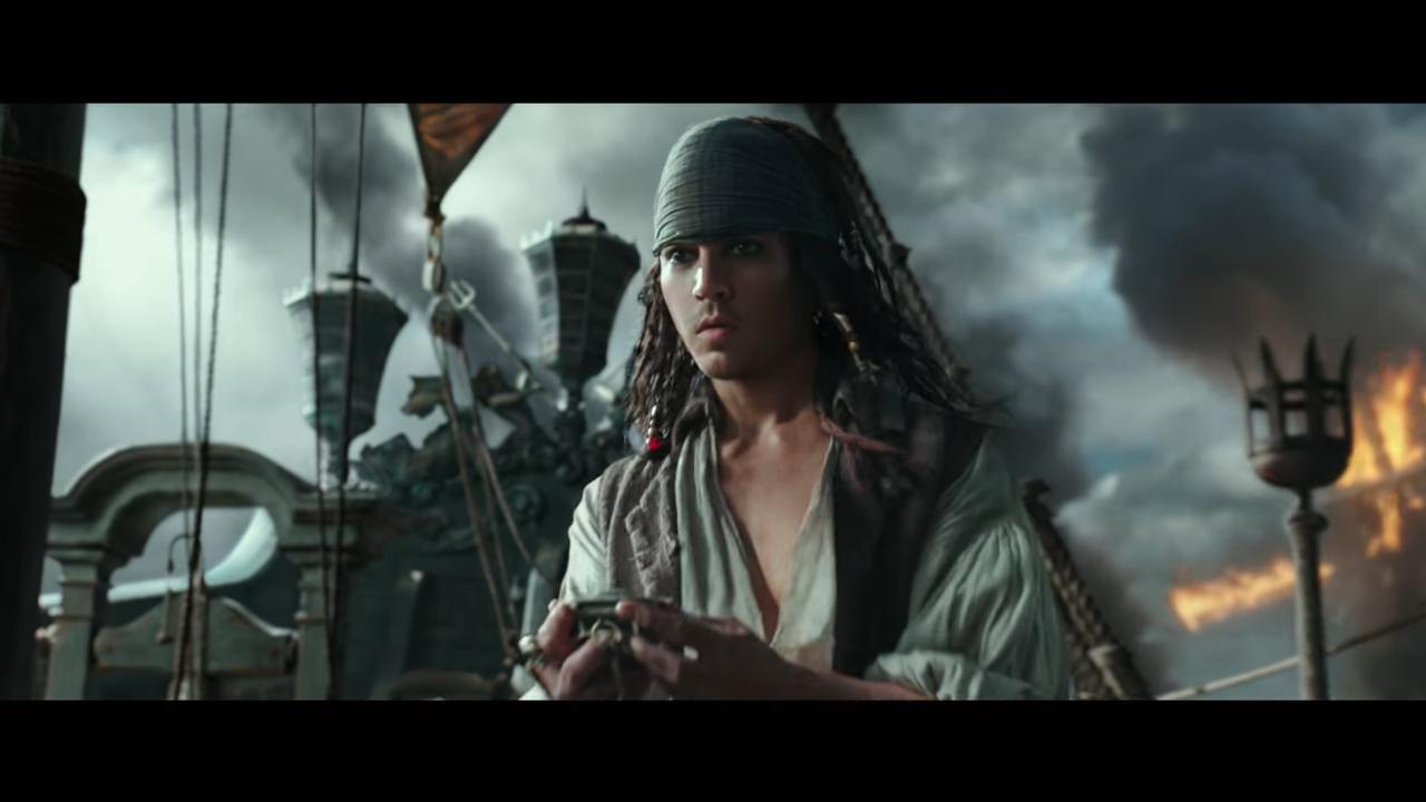 «Пираты Карибского моря: Мертвецы не повествуют сказки»— 2-ой трейлер