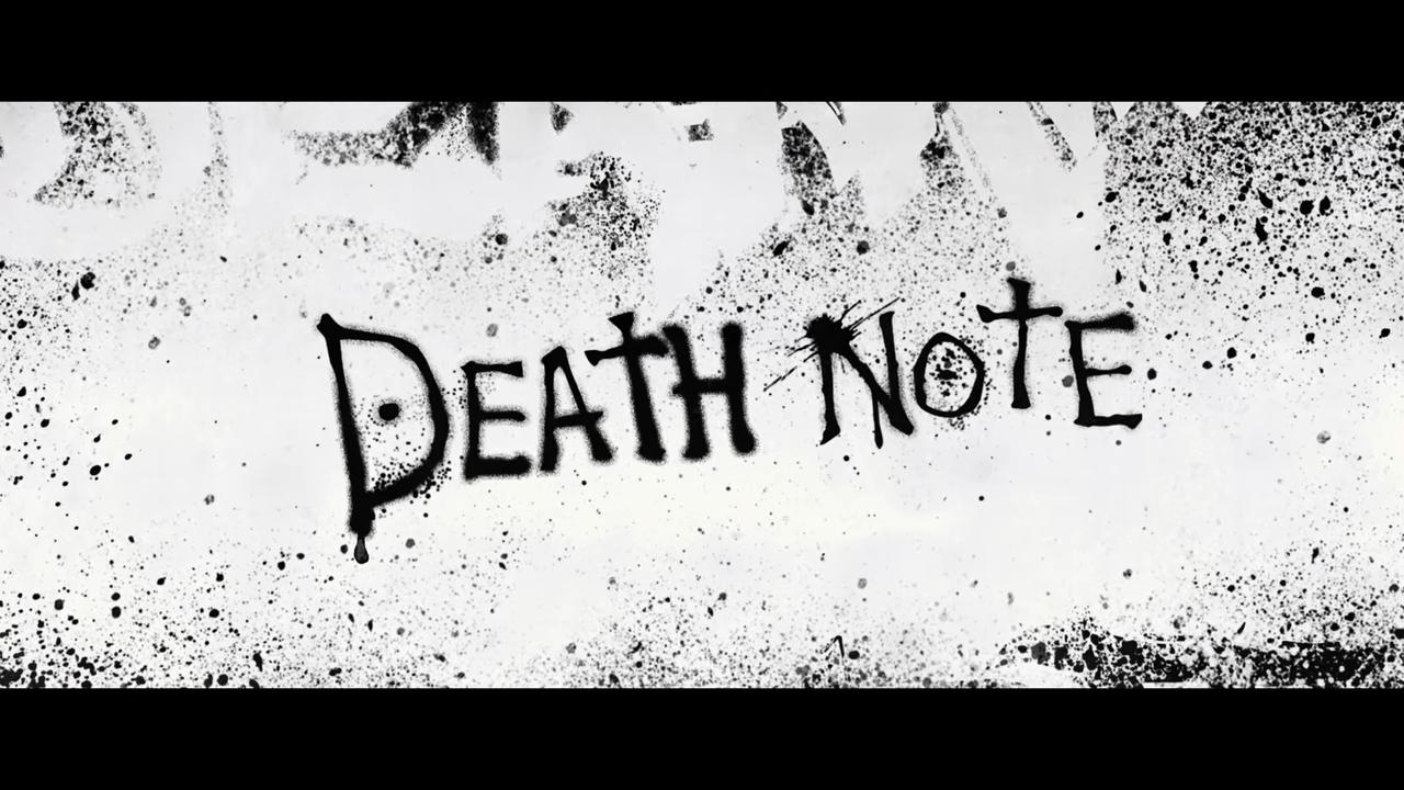1-ый трейлер экранизации «Тетради смерти» отNetflix