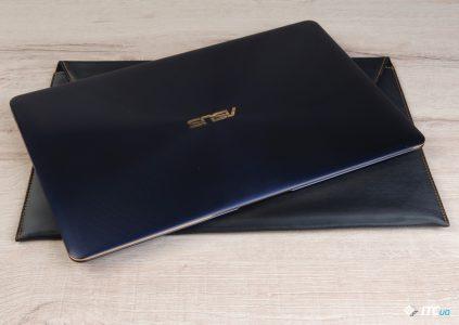Обзор ASUS ZenBook 3 Deluxe (UX490UA)
