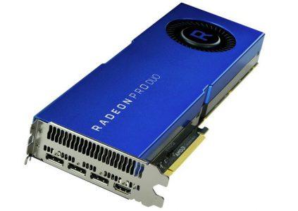 AMD анонсировала двухчиповую профессиональную видеокарту Radeon Pro Duo с производительностью 11,45 TFLOPS