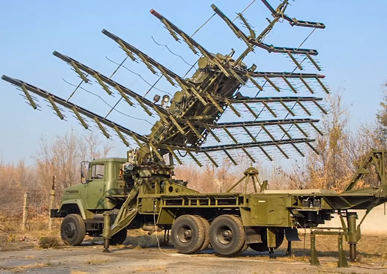 ВСУ показали, как РЛС МР-18 «накроет» самолеты пятого поколения США и России