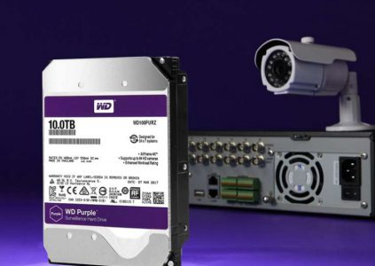 Western Digital увеличивает объем HDD WD Purple до 10 ТБ