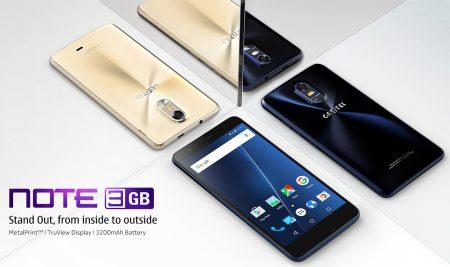 Смартфон Geotel Note c процессором MTK6737 и 3 ГБ оперативной памяти в экспресс-распродаже всего за $9,99