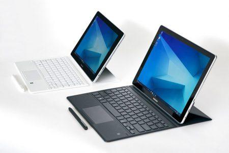 Стала известна цена и дата начала продаж планшетов Samsung Galaxy Book