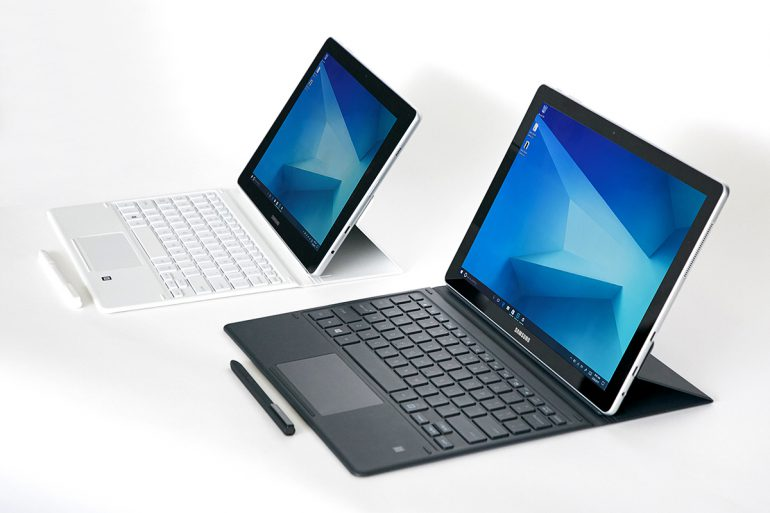 Самсунг озвучила цену гибридного Windows-планшета Galaxy Book