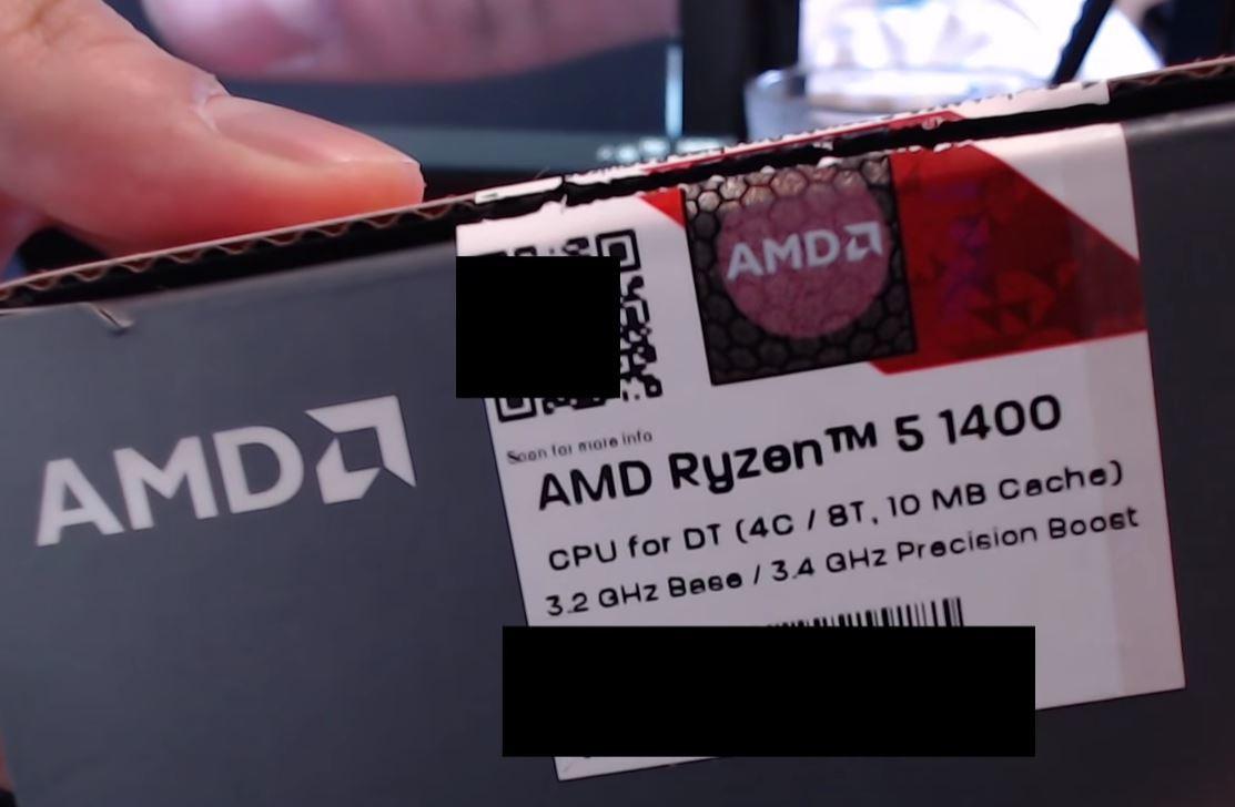 AMD подтвердила существование PRO-версии процессоров Ryzen
