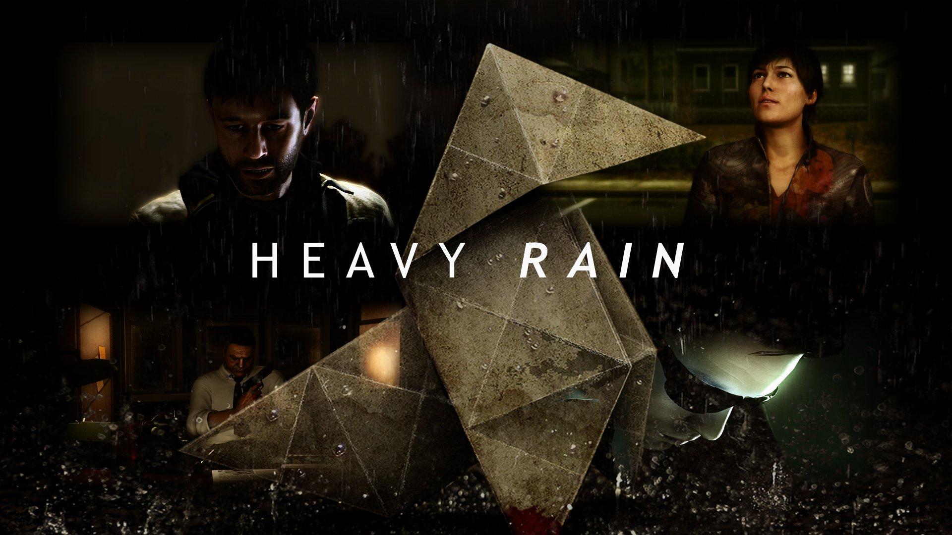 скачать heavy rain на компьютер